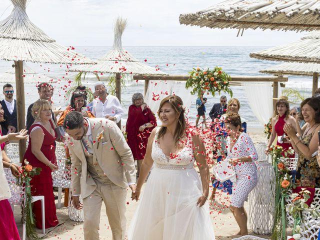 La boda de Andrea y Tamara en Marbella, Málaga 28