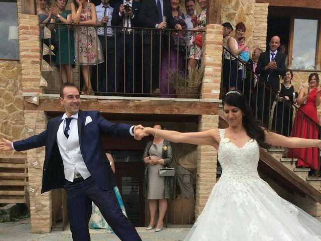 La boda de Iván y Esther en Zazuar, Burgos 1