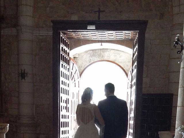 La boda de Iván y Esther en Zazuar, Burgos 2