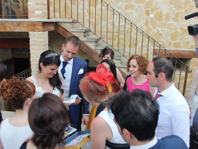 La boda de Iván y Esther en Zazuar, Burgos 3