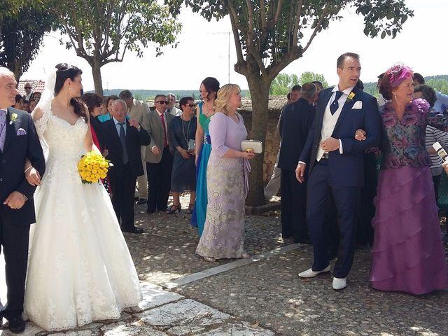 La boda de Iván y Esther en Zazuar, Burgos 4
