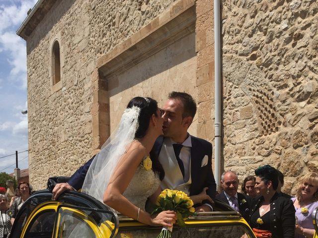 La boda de Iván y Esther en Zazuar, Burgos 6