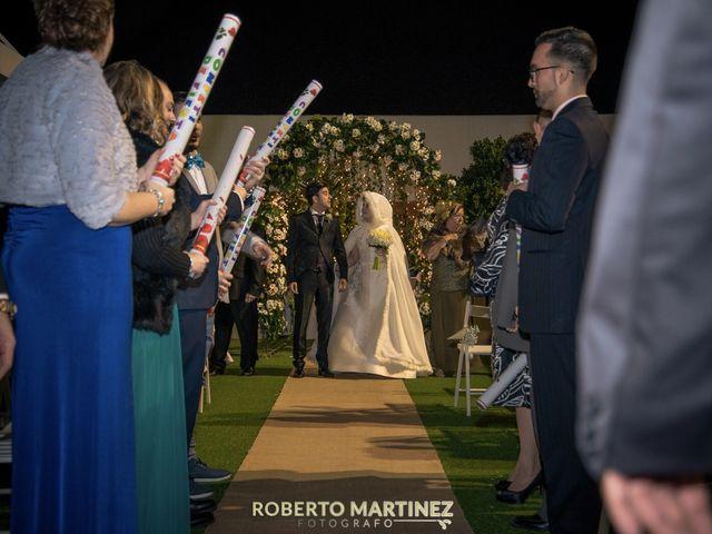 La boda de Migue y Mª Amparo en Canet D'en Berenguer, Valencia 1