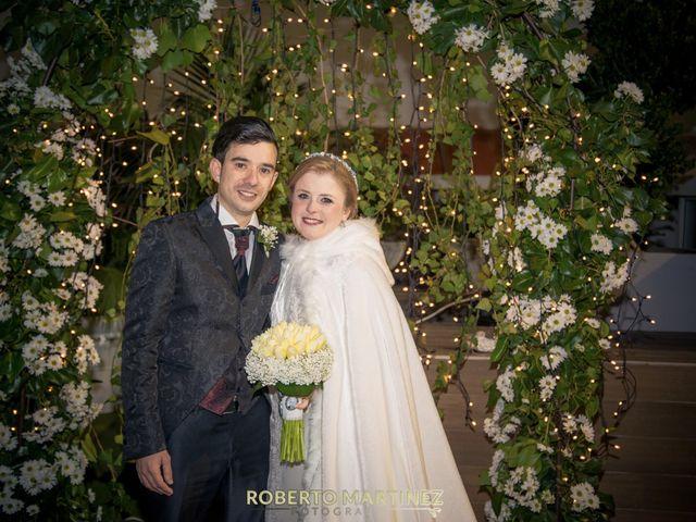 La boda de Migue y Mª Amparo en Canet D'en Berenguer, Valencia 2