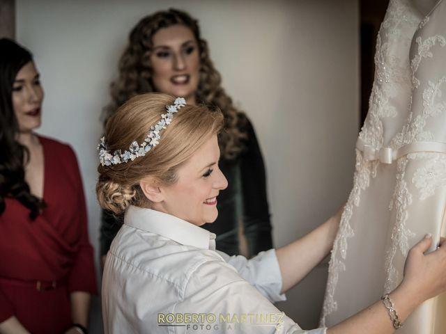 La boda de Migue y Mª Amparo en Canet D'en Berenguer, Valencia 7