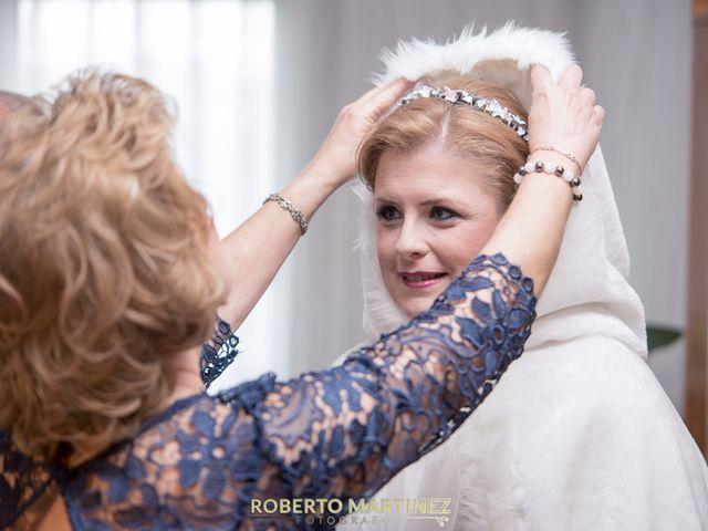 La boda de Migue y Mª Amparo en Canet D'en Berenguer, Valencia 9