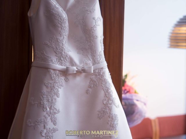 La boda de Migue y Mª Amparo en Canet D'en Berenguer, Valencia 16