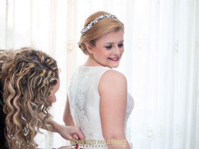La boda de Migue y Mª Amparo en Canet D'en Berenguer, Valencia 17