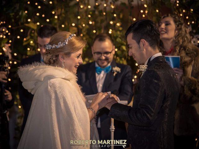 La boda de Migue y Mª Amparo en Canet D'en Berenguer, Valencia 18