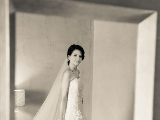 La boda de Manuel y Mila en Nogueira De Ramuin, Orense 8