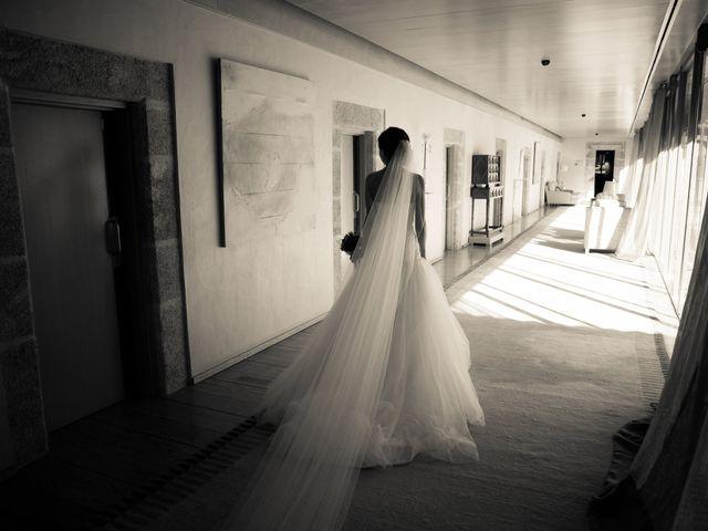 La boda de Manuel y Mila en Nogueira De Ramuin, Orense 9