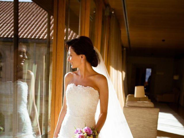 La boda de Manuel y Mila en Nogueira De Ramuin, Orense 10