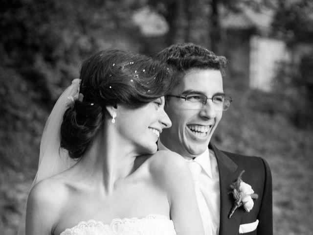 La boda de Manuel y Mila en Nogueira De Ramuin, Orense 13