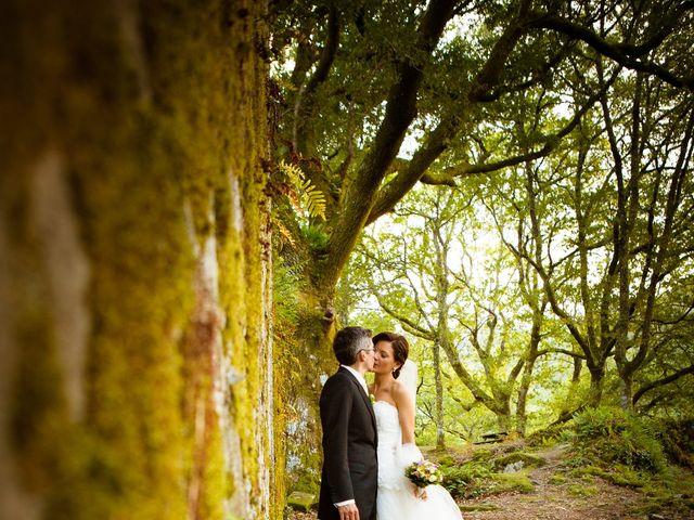 La boda de Manuel y Mila en Nogueira De Ramuin, Orense 14