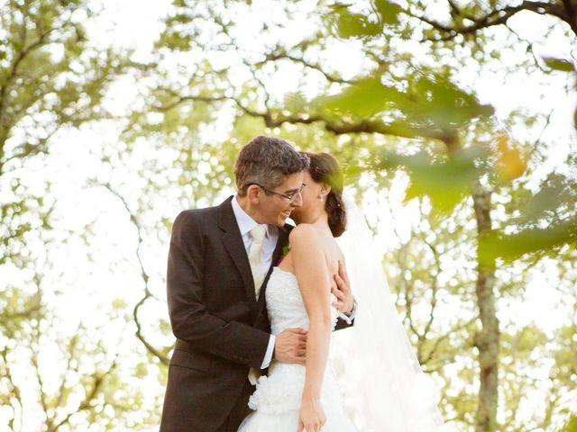 La boda de Manuel y Mila en Nogueira De Ramuin, Orense 16