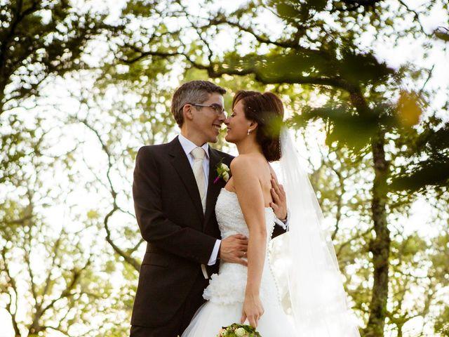 La boda de Manuel y Mila en Nogueira De Ramuin, Orense 17