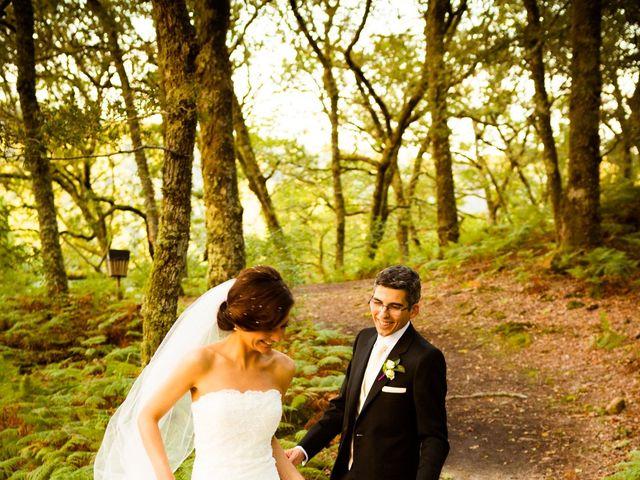 La boda de Manuel y Mila en Nogueira De Ramuin, Orense 20