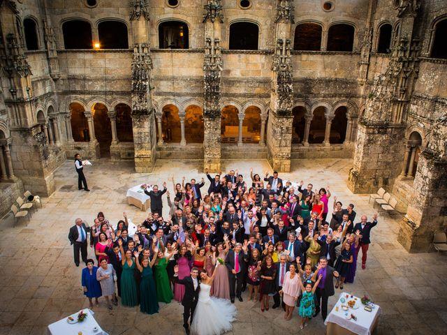 La boda de Manuel y Mila en Nogueira De Ramuin, Orense 22