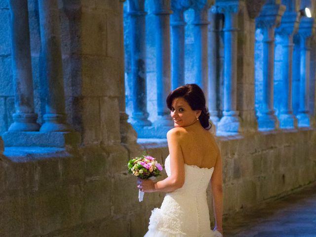 La boda de Manuel y Mila en Nogueira De Ramuin, Orense 23