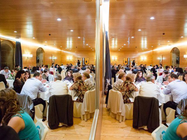 La boda de Manuel y Mila en Nogueira De Ramuin, Orense 24