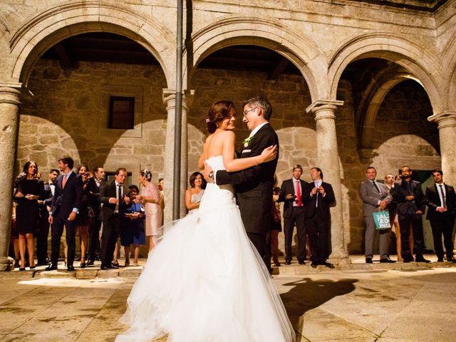La boda de Manuel y Mila en Nogueira De Ramuin, Orense 2