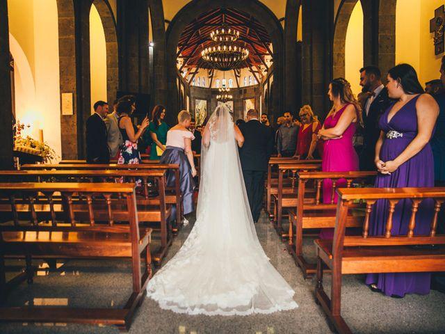 La boda de Marco y Nieves en Las Palmas De Gran Canaria, Las Palmas 8