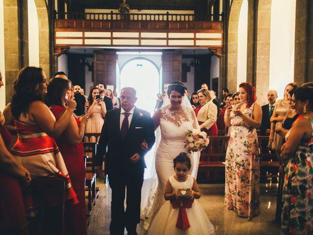 La boda de Marco y Nieves en Las Palmas De Gran Canaria, Las Palmas 9