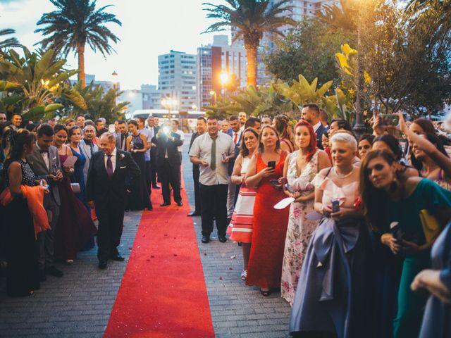 La boda de Marco y Nieves en Las Palmas De Gran Canaria, Las Palmas 11