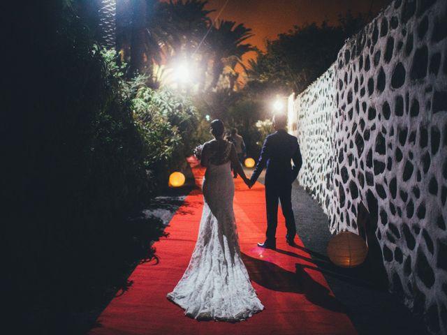 La boda de Marco y Nieves en Las Palmas De Gran Canaria, Las Palmas 18