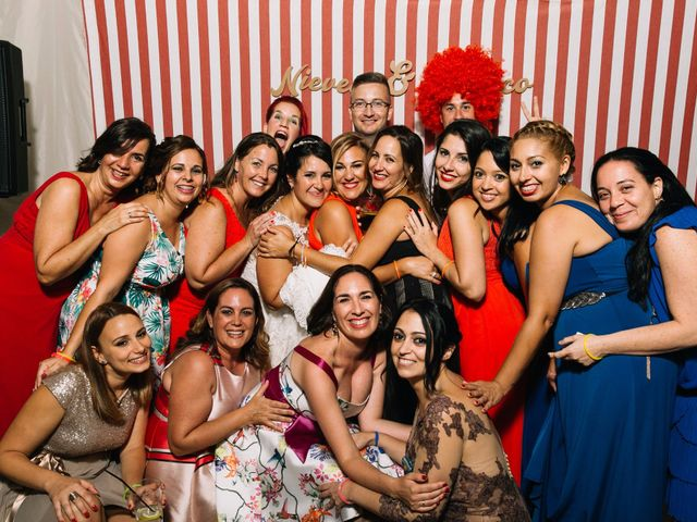 La boda de Marco y Nieves en Las Palmas De Gran Canaria, Las Palmas 32