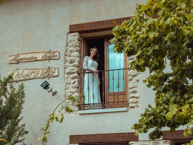 La boda de Miguel y Tania en Pinilla Del Valle, Madrid 3