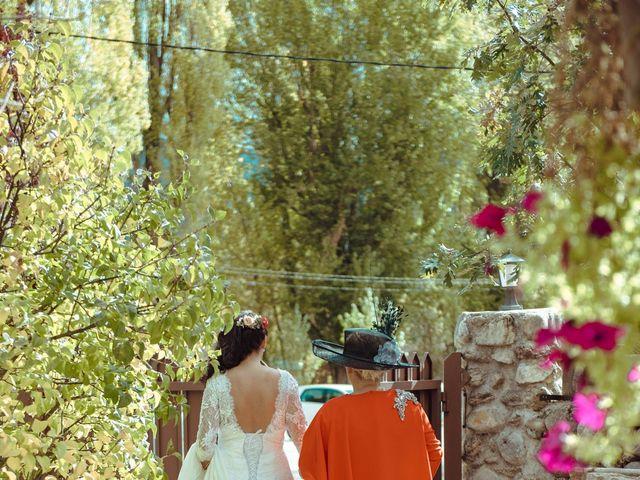 La boda de Miguel y Tania en Pinilla Del Valle, Madrid 5