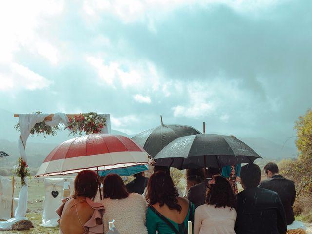 La boda de Miguel y Tania en Pinilla Del Valle, Madrid 10