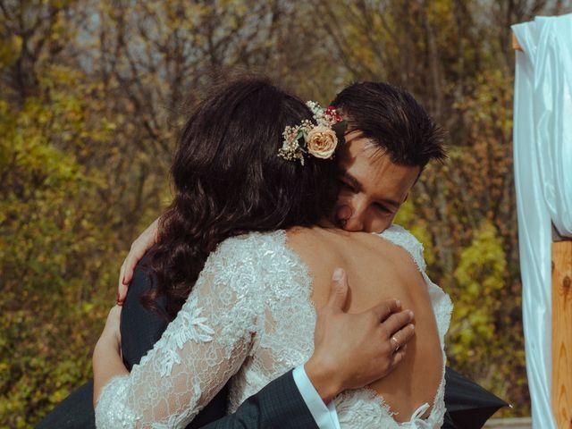 La boda de Miguel y Tania en Pinilla Del Valle, Madrid 13