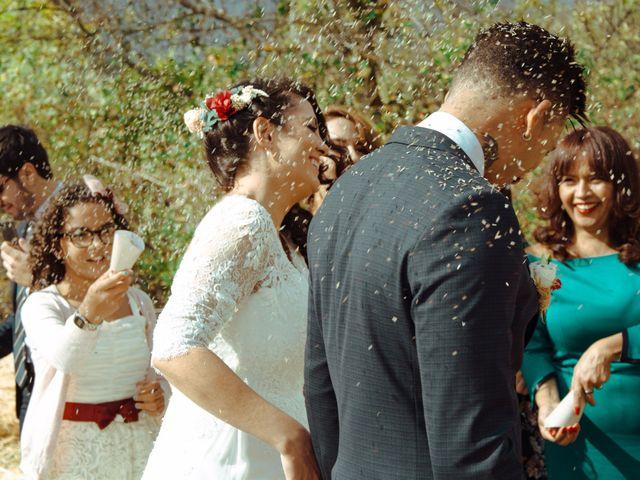 La boda de Miguel y Tania en Pinilla Del Valle, Madrid 15