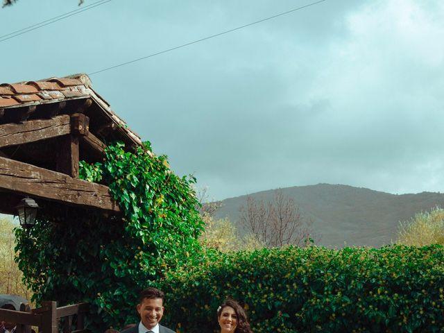 La boda de Miguel y Tania en Pinilla Del Valle, Madrid 17