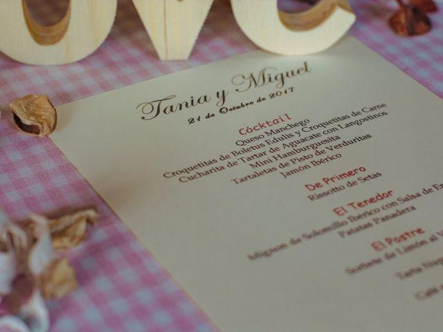 La boda de Miguel y Tania en Pinilla Del Valle, Madrid 18
