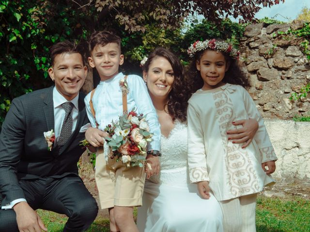 La boda de Miguel y Tania en Pinilla Del Valle, Madrid 24