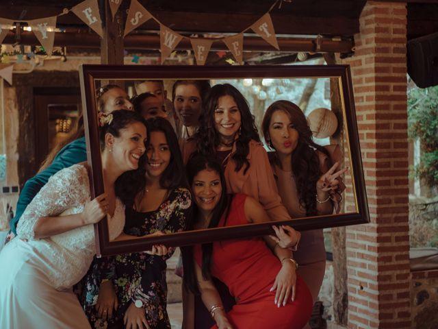 La boda de Miguel y Tania en Pinilla Del Valle, Madrid 27
