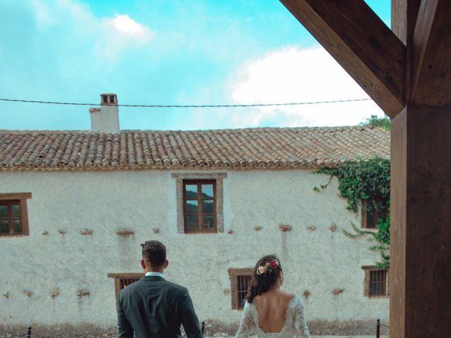 La boda de Miguel y Tania en Pinilla Del Valle, Madrid 29