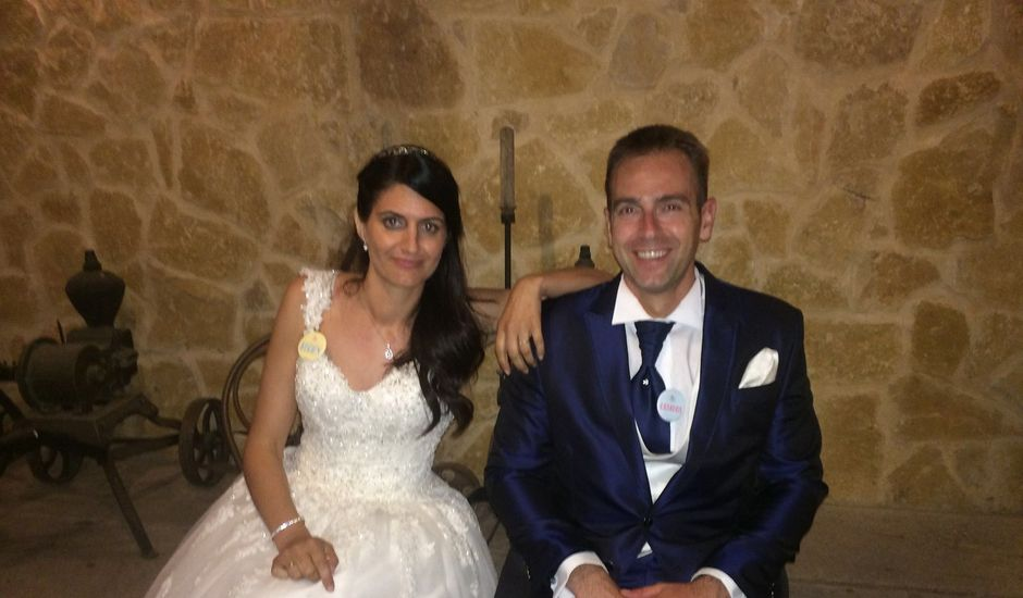 La boda de Iván y Esther en Zazuar, Burgos