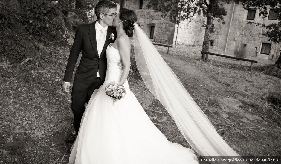 La boda de Manuel y Mila en Nogueira De Ramuin, Orense