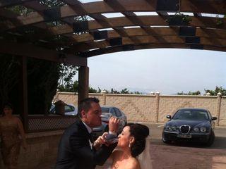 La boda de Francisco y Mari 1