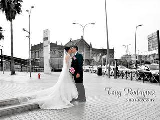La boda de Francisco y Mari