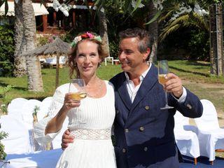 La boda de Eva y Ernesto