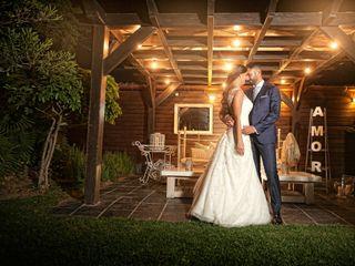 La boda de Cuki y Javi