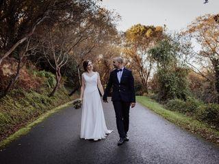 La boda de Izaskun y Bilal
