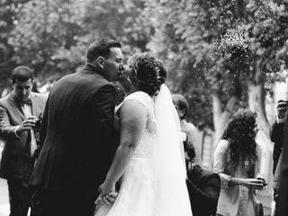 La boda de Angie y Jose