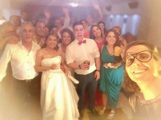 La boda de Monica  y José Antonio  2