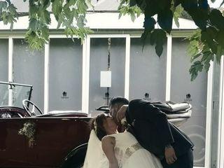 La boda de Estela  y Oscar 1